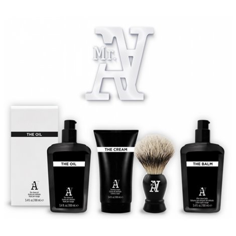 Pack Afeitado + Brocha - The Shave